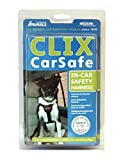 The Company of Animals Clix Carsafe  In-Car Safety Harness For Dogs,Medium