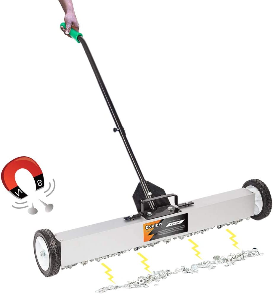 Limited price sale Magnetic Pick-Up Sweeper with 7