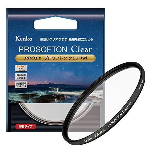 Kenko レンズフィルター PRO1D プロソフトン クリア (W) 77mm ソフト効果用 001998