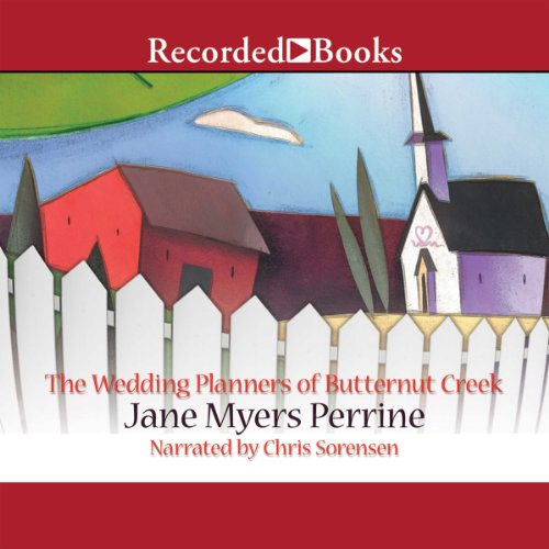 The Wedding Planners of Butternut Creek audiobook cover art