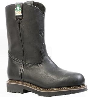 American Boots - work boots BO-4384-638-E (normal walking) - Men - Black