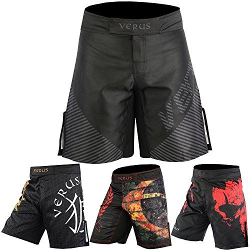 Verus MMA Grappling Shorts Kick Boxing...
