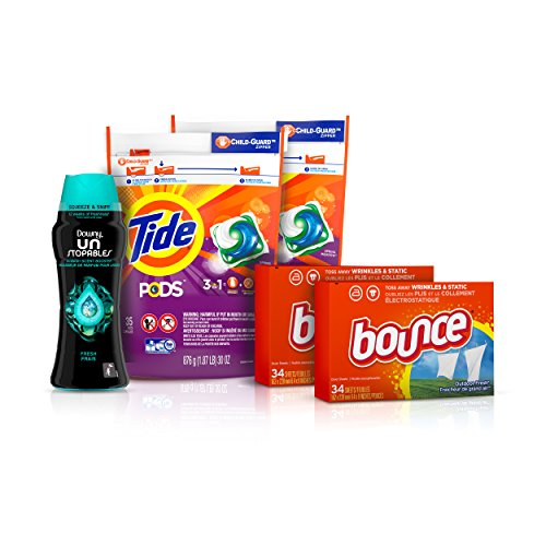 Best Bounce Laundry Detergents