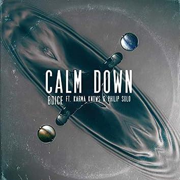 Calm Down (feat. Karma Knows & Philip Solo)