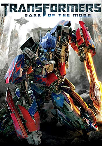 ZPDWT Transformers: Dark of The Moon Movie Posters Puzzle 1000 Piezas para Adultos clásico Jigsaw Puzzle 1000 Piezas Juegos de Entretenimiento Familiar Personalizado Rompecabezas de Madera Navidad