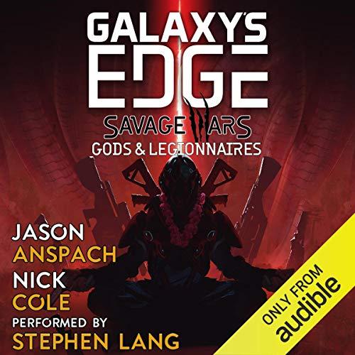 Gods & Legionnaires cover art