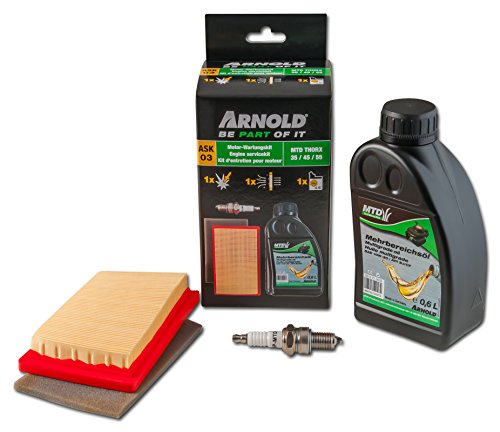 Arnold ASK03, 9100-X1-0001 Service Kit für MTD vertikal Motoren mit Choke und Autochoke, 1 Stück
