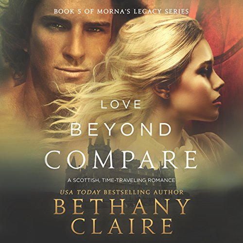 Couverture de Love Beyond Compare
