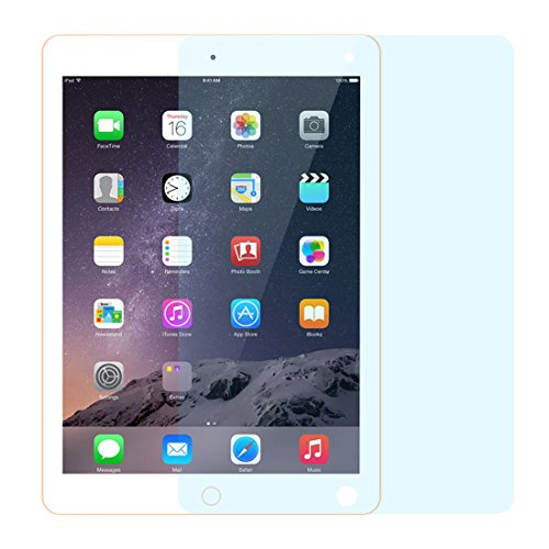 Generic Plastic Anti Blue Light High Definition Film Screen Protector Clear 2pcs for IPad Pro/Air 1/2