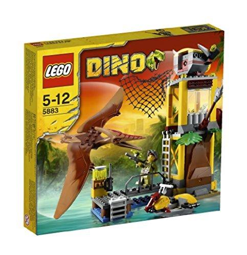 LEGO Dino 5883 - La Torre del Pteranodon