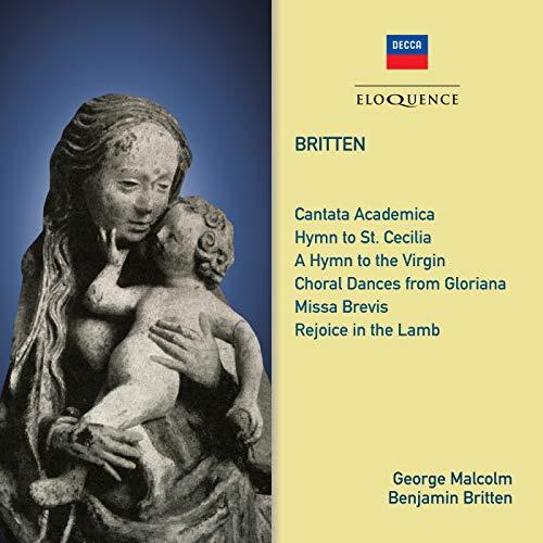 Britten: Cantata Academica, Op. 62 - 1. Bonorum summun omnium; 2. Quae bene beateque