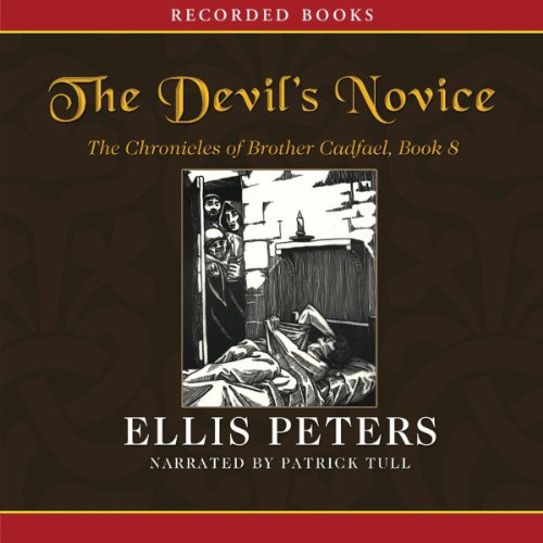 The Devil's Novice audiobook cover art