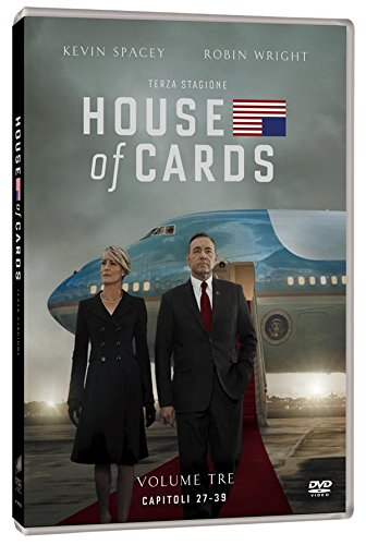 House Of Cards Stg.3 (Box 4 Dvd)