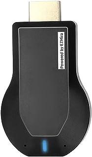 Draadloze WiFi-Display Dongle, 720P/1080P HD Display Ontvanger Adapter, Mobiele Screen Mirroring Ontvanger Dongle Compatib...