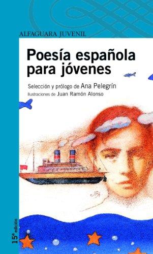 Poesía española para jóvenes (Serie azul)