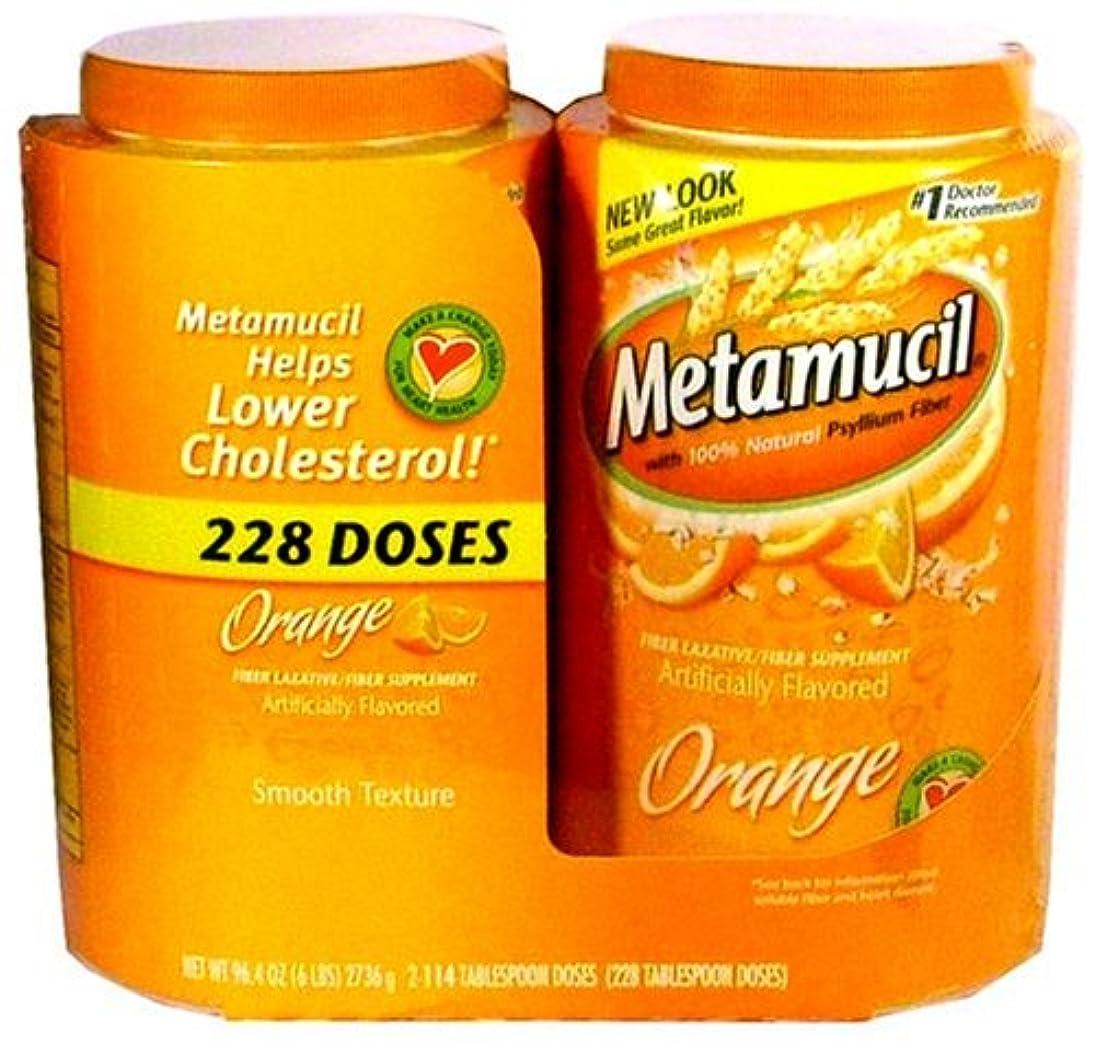 マラドロイト成熟した森Metamucil Orange 6 Lbs by Metamucil