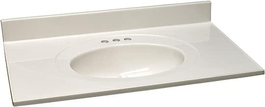 Design House 552802 Cultured Marble Vanity Top 31