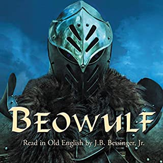 Beowulf                   By:                                                                                                                                 Anonymous                               Narrated by:                                                                                                                                 J. B. Bessinger Jr.                      Length: 52 mins     23 ratings     Overall 4.4