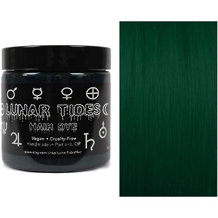 Lunar Tides Hair Dye - Juniper Green
