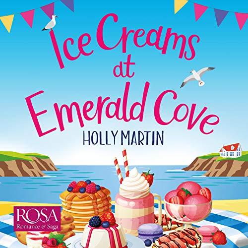 Ice Creams at Emerald Cove cover art