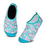 Escarpines de Baño para Niños Zapatos de Agua de Secado Rápido...