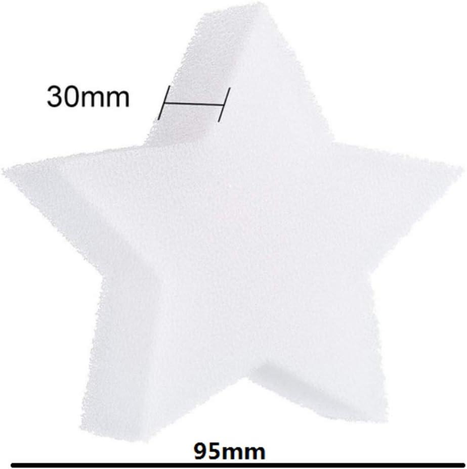 F Fityle 5x /éponge Dabsorption Dhuile Star /Éponge de Spa Poulpe