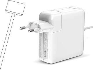 Cargador Mac Book Air 45W, Magsafe2 Adaptador corriente Forma de T Cargador Compatible for MacBook MacBook Pro 11 y 13 pulgadas para A1435 A1436 A1465 mié 2012 (modelos anteriores a mediados de 2012)