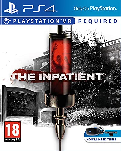 The Inpatient PS VR - PlayStation 4 [Edizione: Francia]