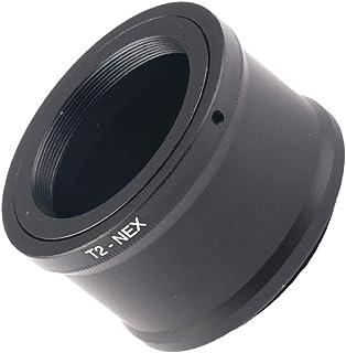 Mobestech Telescopio T2-NEX Montura Adaptador de Lente Anillo T2 Lente T a Sony NEX Montura de cámara Adaptador E-Mount Lente de Montaje T2 / T