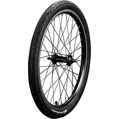 Zündapp Vorderrad Klapprad 20 Zoll Z101 ohne Dynamo Komplettrad E-Bike Laufrad