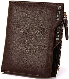 BOGESI Brown Men's Wallet