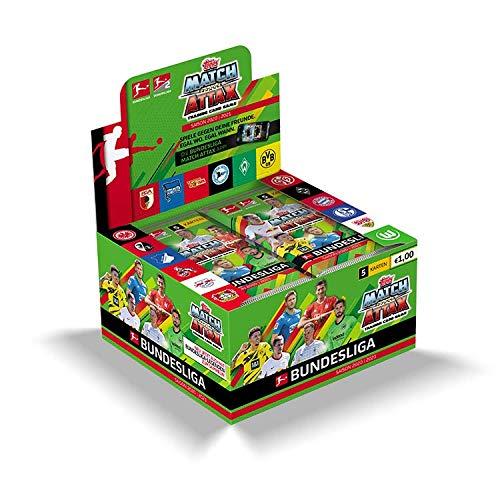 Topps Bundesliga Match Attax 20/21 - 50er Displaybox (250 Karten)