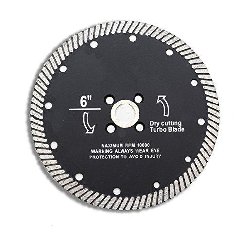 Kreator 03070420 Set mit 6/Schneidscheiben /Ø 125/mm Metall