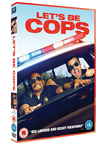 Let's Be Cops [DVD-AUDIO]