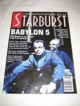 Starburst #196 Dec. 1994 Babylon 5 Bill Mumy Blake's 7 Space Precinct