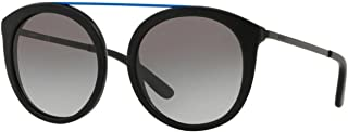 Dkny Sunglasses For Women, Round, Grey, 0DY4154 37731152