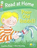Read at Home: Poor Old Rabbit, Level 2a (Read at Home Level 2a)