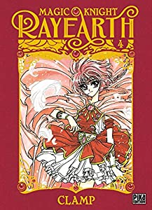 Magic Knight Rayearth Nouvelle édition Tome 4