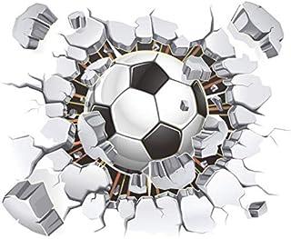 2018 FIFA World Cup football wallpaper 3D Living room bedroom decorate wall sticker