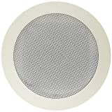 Blue Octave Home RC43 Round in-Ceiling Speakers (White)