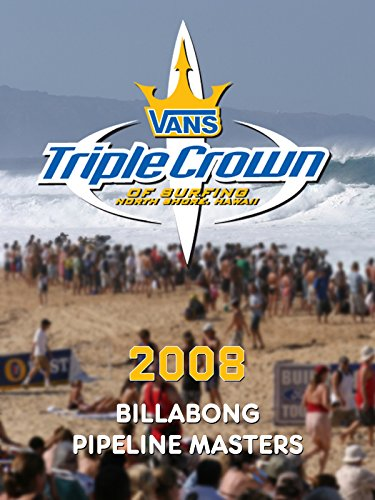 2008 - Billabong Pipeline Masters
