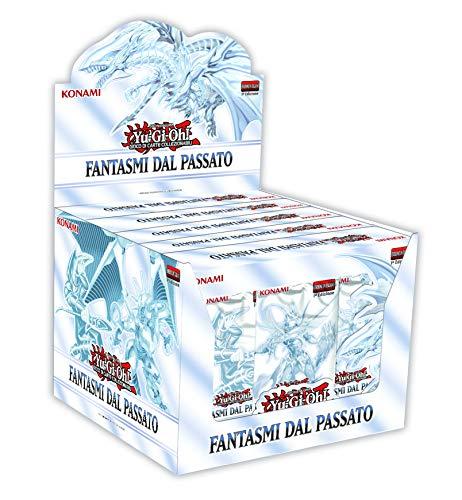 YU-GI-OH!- Trading Card Game Fantasmi dal Passato-(5 Pack), 175745