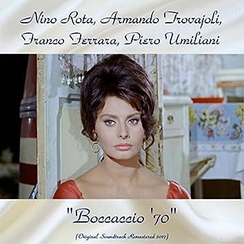 """""""Boccaccio '70"""" Original soundtrack (Remastered 2017)"""