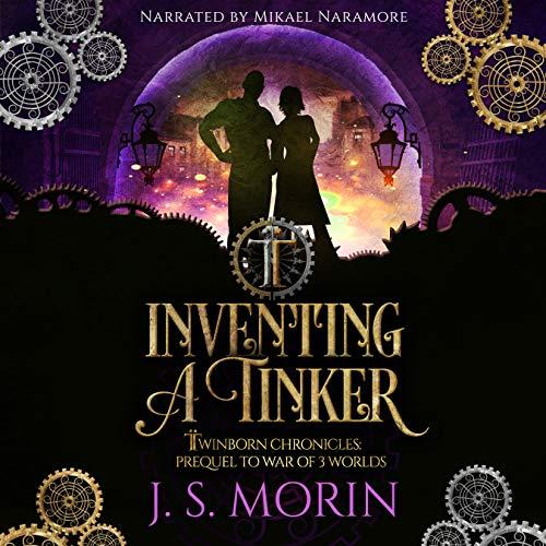 Page de couverture de Inventing a Tinker