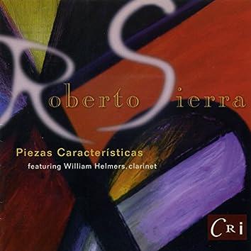 Roberto Sierra: Piezas Caracteristicas