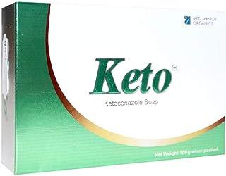 صابون كيتو 100 جرام