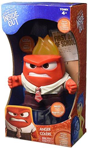 Alles steht Kopf - Figur Charakter Emotion Wut & Sound & Sprache 17,0 cm