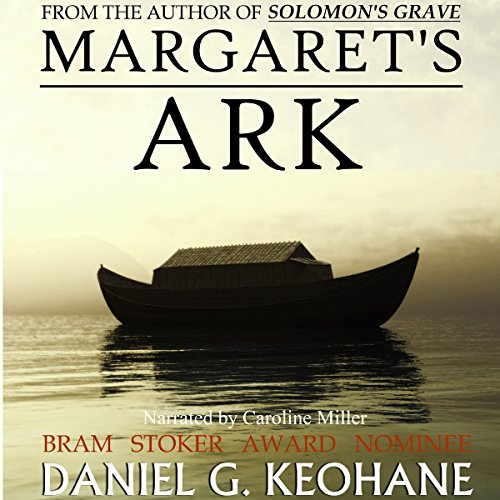 Margaret's Ark audiobook cover art