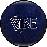 Hammer Vibe Boule de Bowling réactive polie Bleue pour débutants et Joueurs de Gymnastique – La Boule de Bowling Peut Faire Un Mouvement de l'arc, 10 LBS