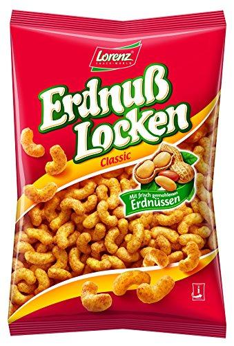 Lorenz Snack World Erdnußlocken Classic, 200 g